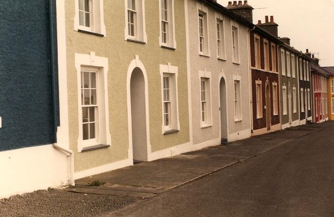Aberaeron streets copy