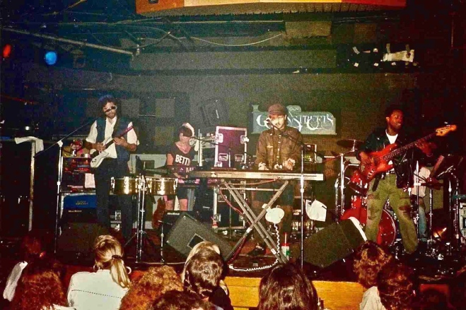 GRAYSON HUGH Live at Greenstreet's, Columbia SC, October 1989 copy 2