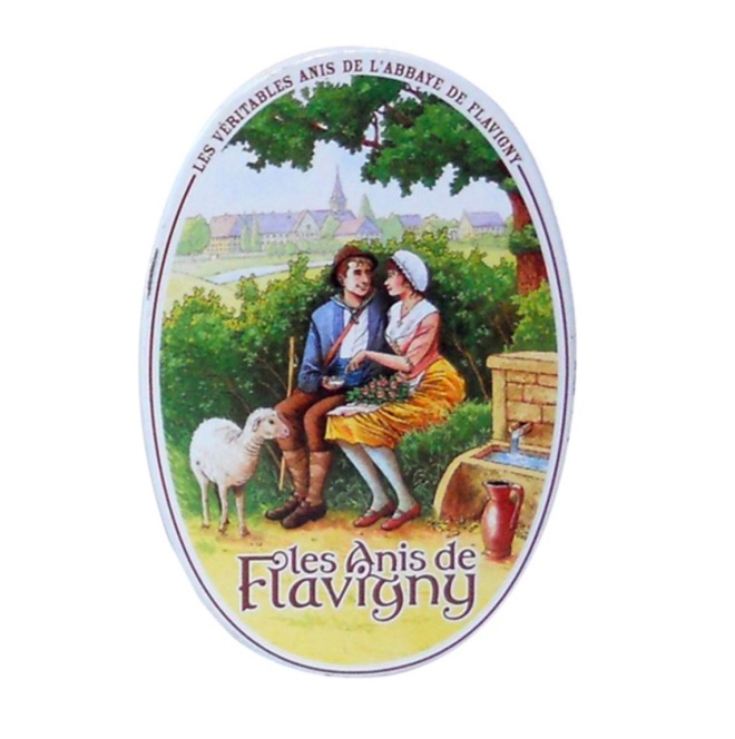 Flavigny Abbey ANISE-SEED PASTILLES
