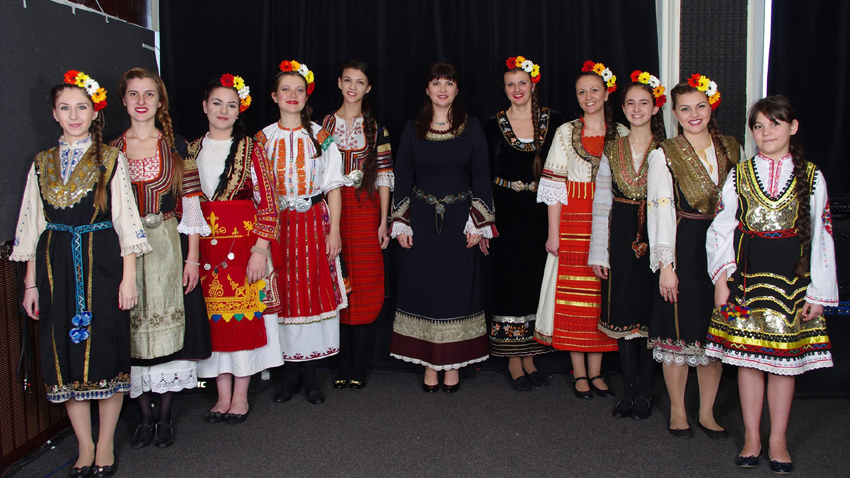 BULGARINA WOMEN'S CHOIR