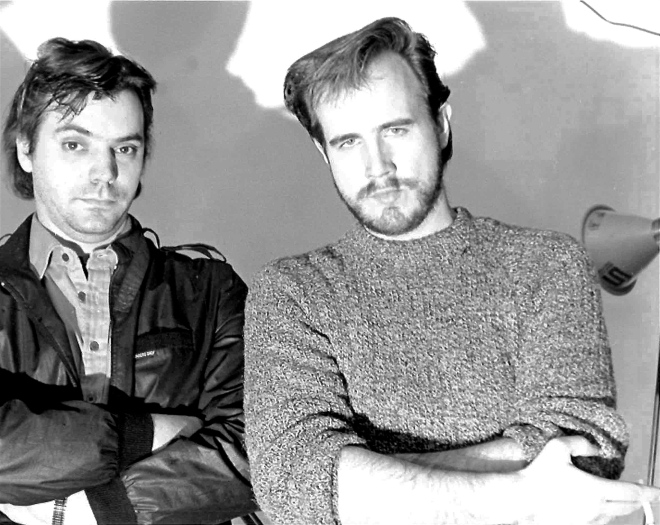 ME & RON 1980