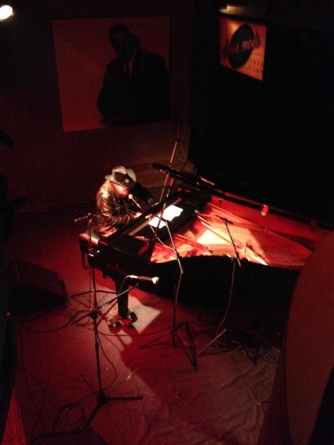 GRAYSON HUGH Blue Note Jazz Club 9:18:12