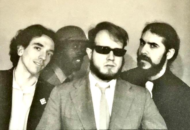 ME, TYRONE, MARK, TOM 2